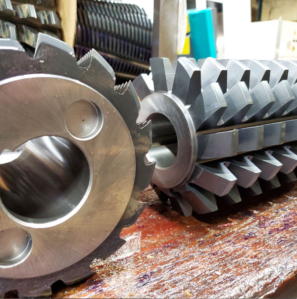 Gear-Tooling